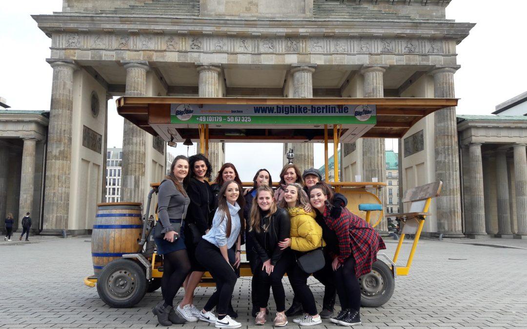 Jugendweihe mit BigBike Berlin