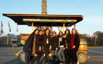 Sportliche Sightseeing-Tour mit BigBike Berlin